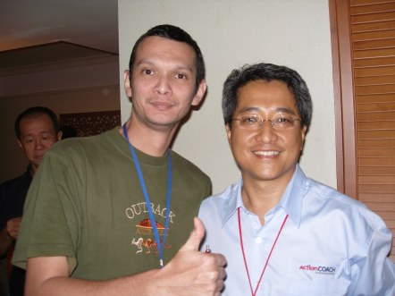 with RADIN IKRAM, Action Coach