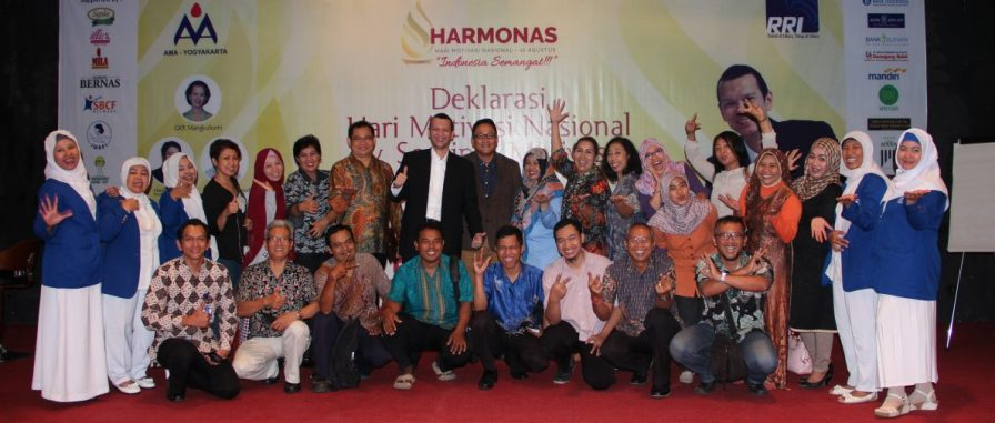 Public Motivation Harmonas Jogja 2016