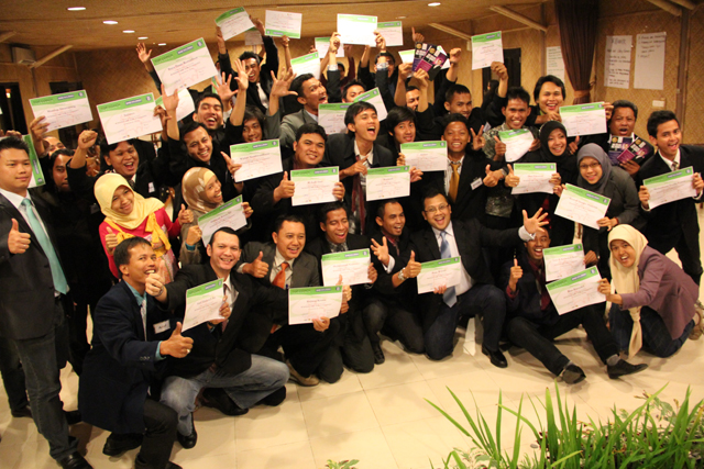 WUBBI UKM Leaders Bank Indonesia - 2013