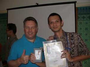 Dutch Holland, Action Coach, Las Vegas, US - 2008