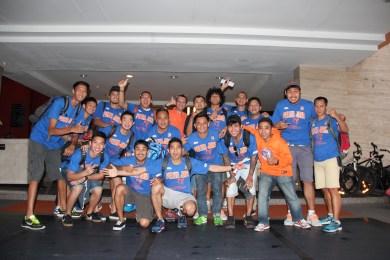 Pelita Jaya Basketball Motivation, 2014