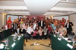 Angkasa Pura Dept-Leaders Training, 2015