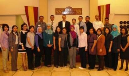 Public Leadership Seminar, 2009