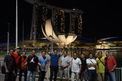 Makara UI Basketball Team @Singapore