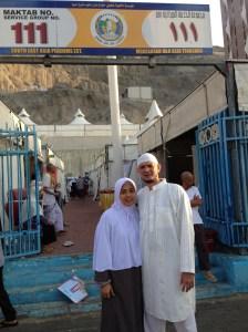 Haji, Mina, 2013