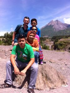 Mount Merapi, Cntral Java, 2012