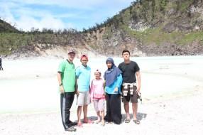 Kawah Putih, Ciwidey-Bandung