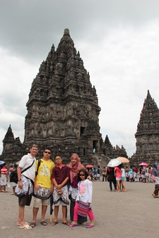 Prambanan Temple, Central Java, 2012