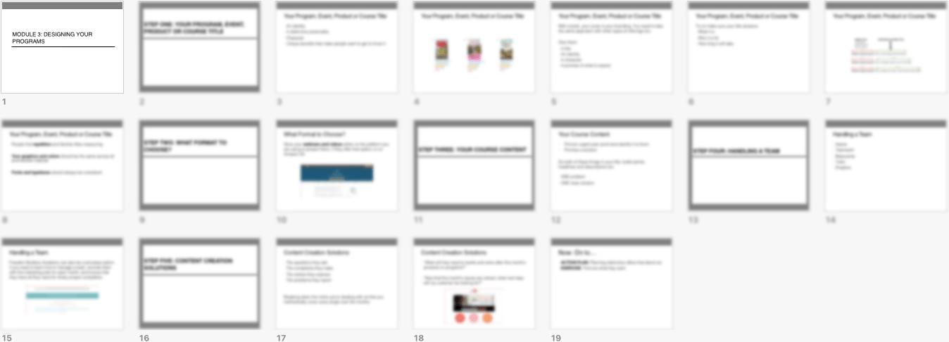 Your 12 Month Marketing Calendar: Plan Your Programs