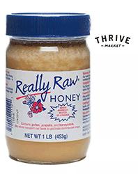really raw honey thrive market review