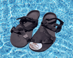 Xero Shoes Sport Z-Trail Sandal review