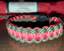 Cobra Stitch Paracord Bracelet (Tutorial)