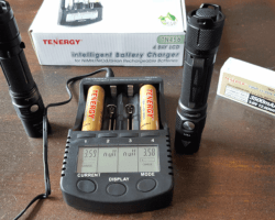 tenergy battery and charger review