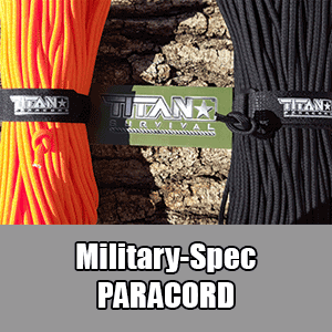 TITAN Survival paracord review