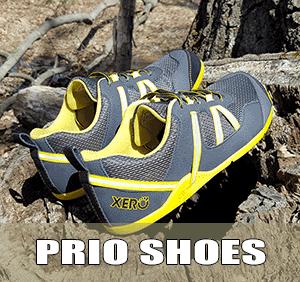 prio xero shoes ad