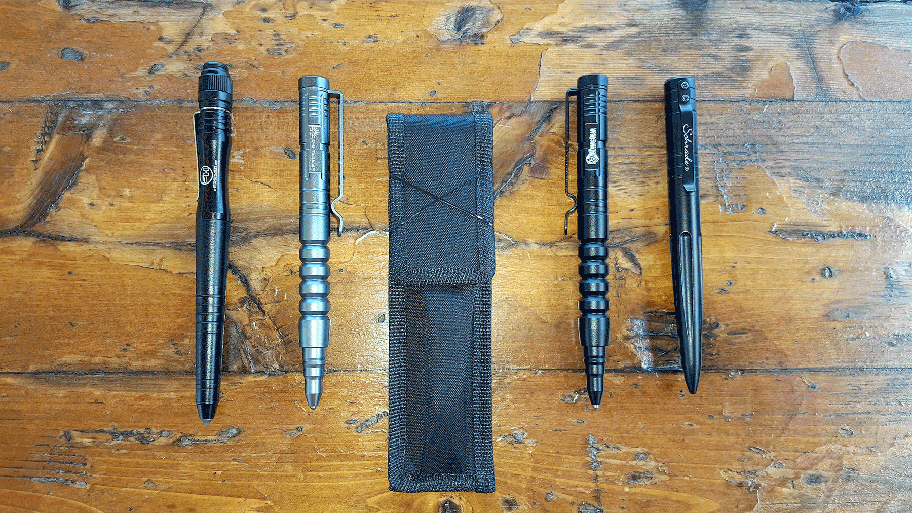 "Tactical Pens: They ""Ain't"" Just For Writing"