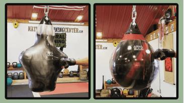 aqua training bag review