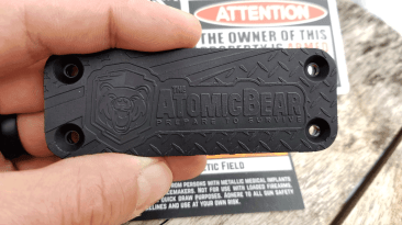 Review Of The Magnetic Gun Mount By The Atomic Bear