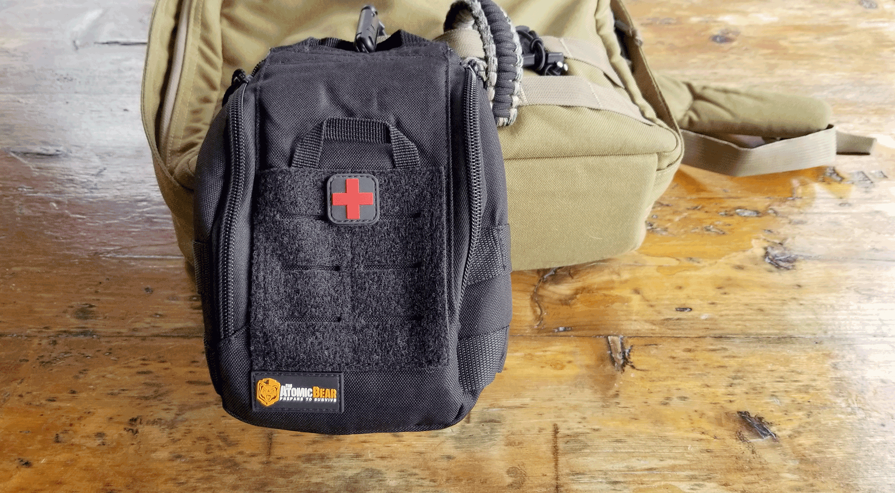 Review Of The Individual First Aid Kit Pouch