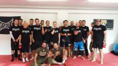 NTC Kettlebell Combatives Power Workshop in Bamberg, Germany