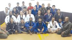 Team Reis BJJ Academy in Sao Paulo, Brazil