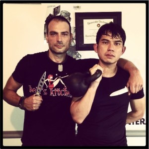 coach helder martial arts