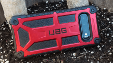 urban armor gear phone case review