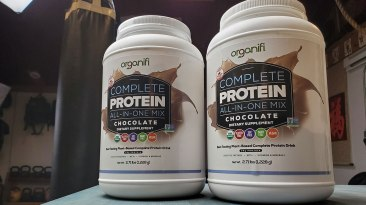 organifi protein powder review
