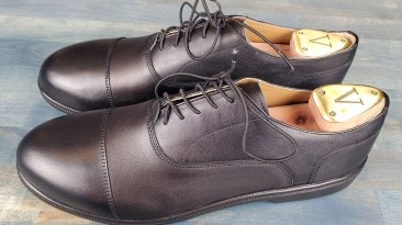 carets minimalist dress shoes review