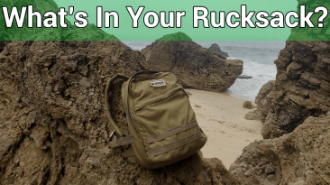 Rucking Gear List, What Do I Bring?