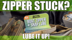 Zippers On Your Backpack And Rucksack Stuck? | LUBE IT UP!