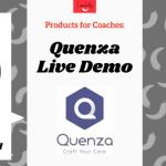 Quenza Live Demo Thumbnail