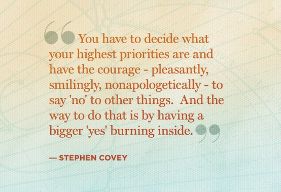Image result for burning yes stephen covey