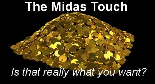 Coaching Story: The Midas Golden Touch