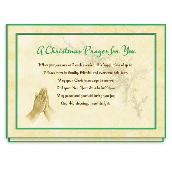 christmas prayer for youjpgresize584584