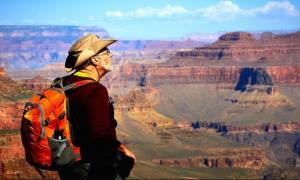 coaching story: the Grand Canyon story