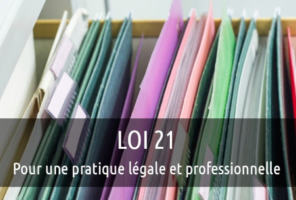 Pour Une Pratique Légale Et Professionnelle