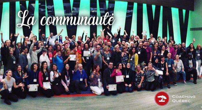 La communauté Coaching Québec