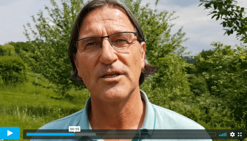 Feedback Wandercoaching RausZeit Video