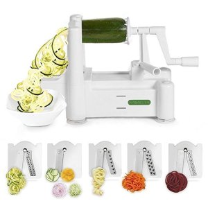 Inspiralizer Vegetable Spiralizer