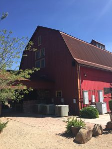 Barn at the Windmill Winery