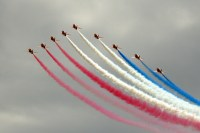 Red Arrows - teamwork