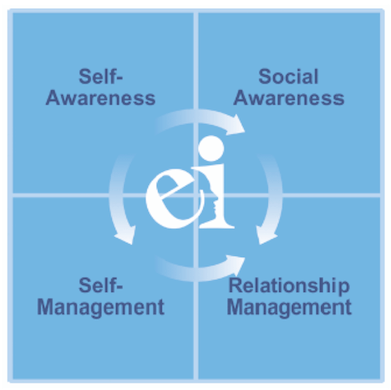 ESCI emotional intelligence quadrant