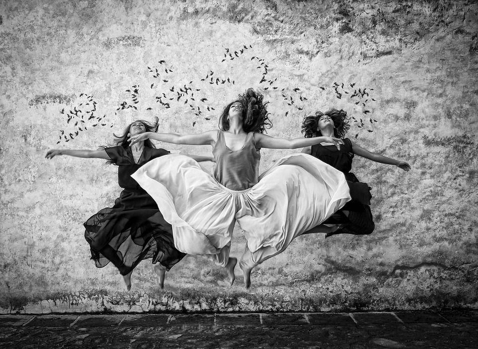 la force des femmes, femmes, créativité, énergie