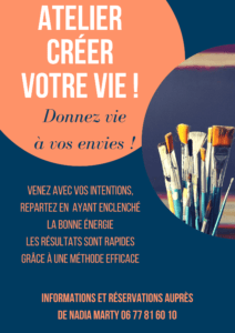 créer votre vie, atelier, ascain, saint-jean de luz, biarritz, côte basque