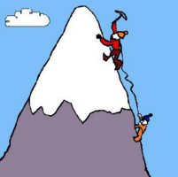Climbing Mistake Mountain
