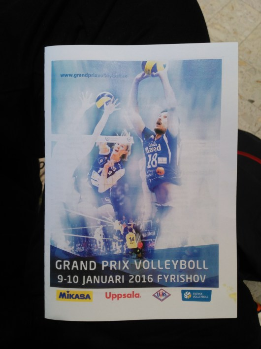 Gran Prix 2016 program