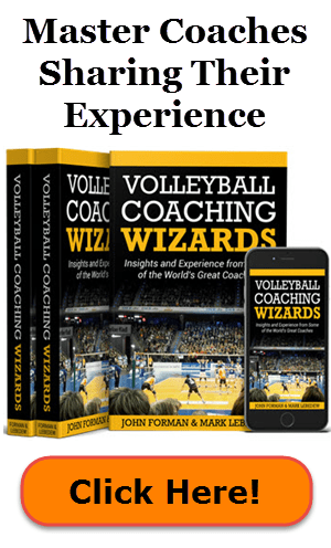 Featured in Coaching Volleyball magazine, Coaching Volleyball 2.0, and The Coaches Directory