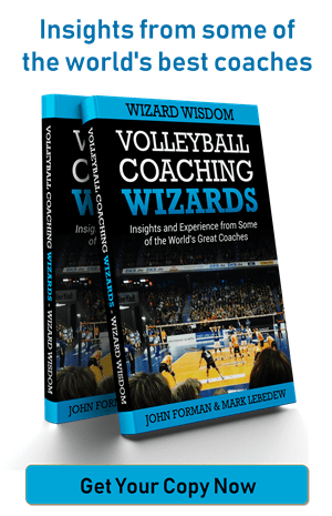 Volleyball Coaching Wizards - Wizard Wisdom