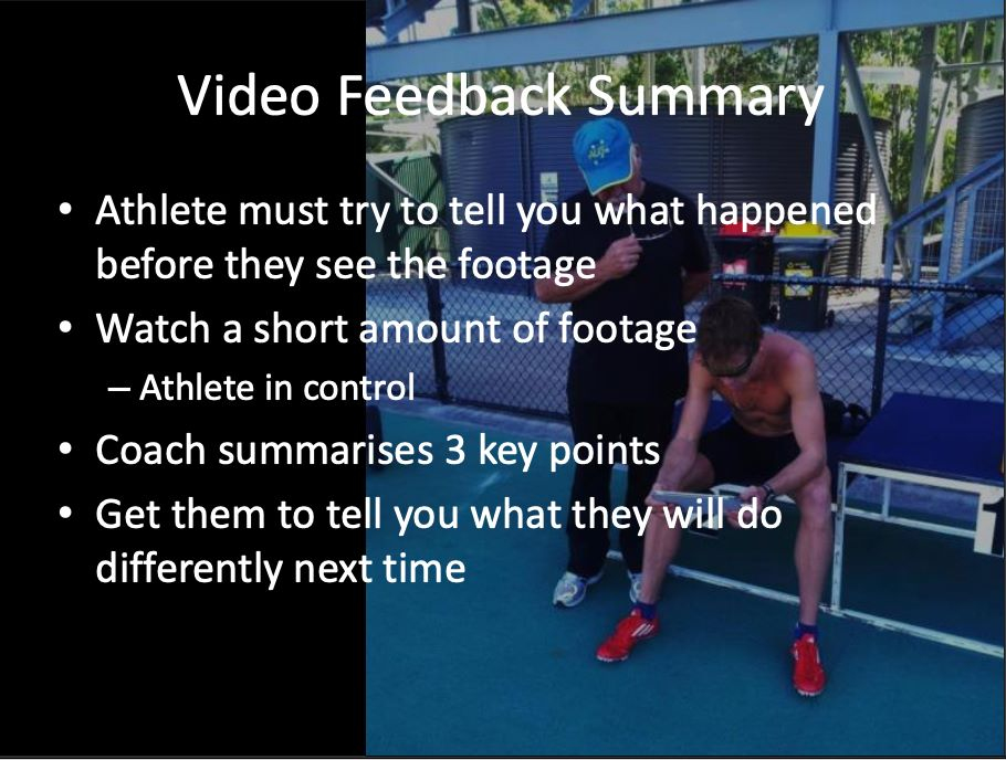 Maximizing video feedback